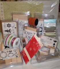 ~Stampin' Up! Holiday Mini Catalog