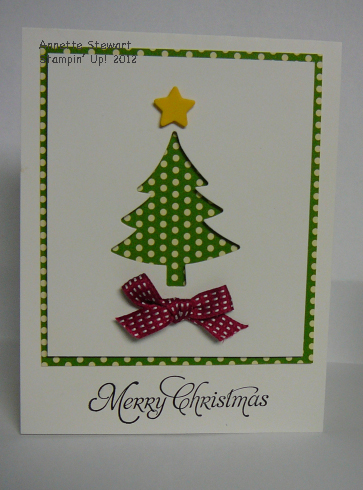 Oh Christmas Tree…