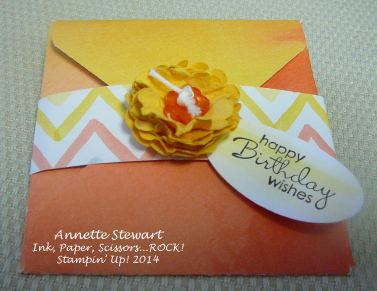 Envelope Card…